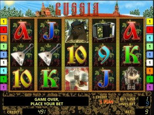 Игровой автомат Russia